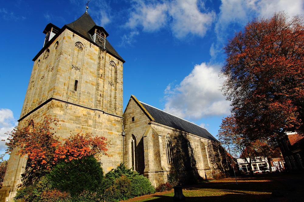 Optreden Leipziger Streichquartett in Oude Blasiuskerk Delden