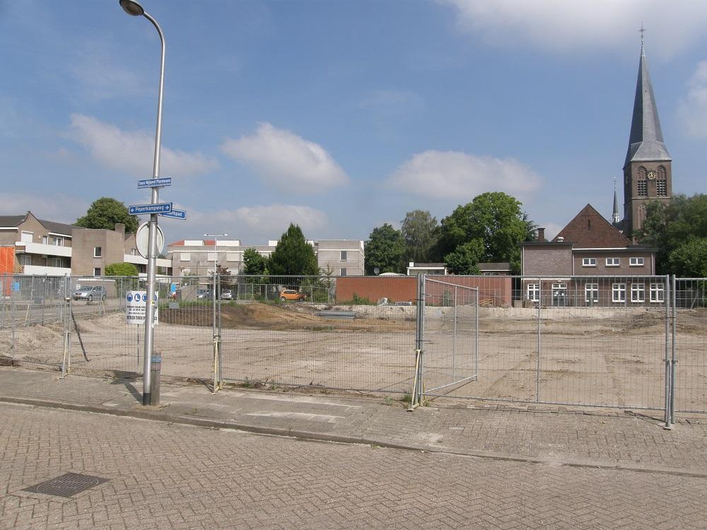 Tegenstander nieuwbouw Peperkampweg voelt zich gesteund door straatnaambord