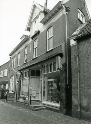 De geschiedenis van Delden in Beeld - Kortestraat Delden eind 20e eeuw