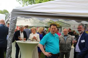 Haringparty Hof van Twente