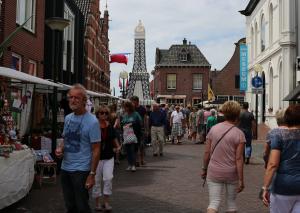 11e editie Twentse Brocante Fair in centrum Delden
