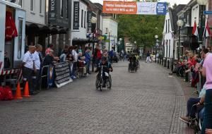 Alternatieve route voor Rolstoelvierdaagse Delden
