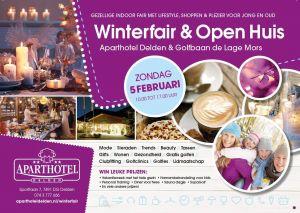 Winterfair en Open Huis bij Aparthotel Delden