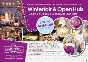 Winterfair & Open Huis Aparthotel Delden op zondag 5 februari