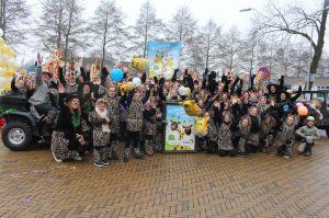 Update: Prijswinnaars Kindercarnaval Delden
