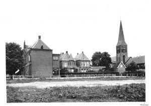 De geschiedenis van Delden in Beeld - R.K. meisjesschool rond 1965