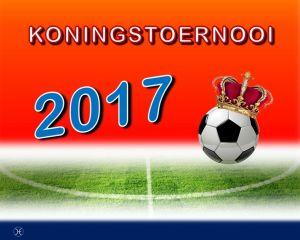4 tegen 4 Oranje Koningstoernooi voor de jeugd