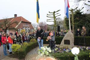 Herdenking bevrijding Delden 2019