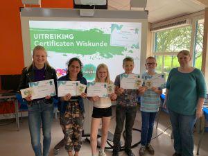 Samenwerking Twickel Delden en IKC Magenta resulteert in certificering leerlingen