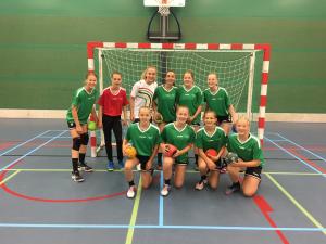 Handbalmeiden Twickel College Delden 4e van Nederland