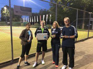 Jaarlijks Sponsortoernooi bij Tennis Club Delden