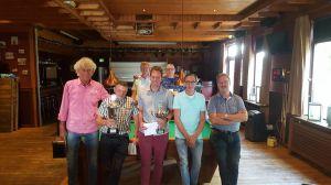 Kampioenen Open Deldense kampioenschappen biljarten bekend
