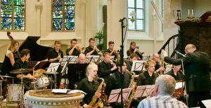 Ingezonden: Spetterend en verfijnd optreden van Big Band Zwolle