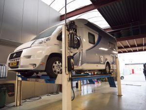 Sonneveld Groothuis Autoservice klaar voor het camperseizoen