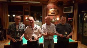 Robert Gerritsjans en Johan Pelle winnen clubkampioenschap DBC'2000