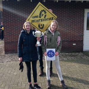 'WinterBike' Scouting Delden