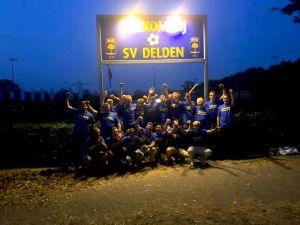 SV Delden JO-19 pakt kampioenschap