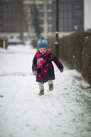 Update: Sneeuwpret in Delden!