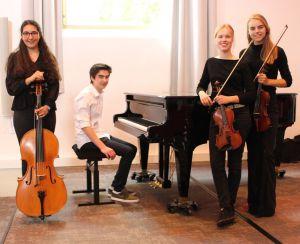 'Acht handen' van jonge musici bij Streekmarktconcert Oude Blasius