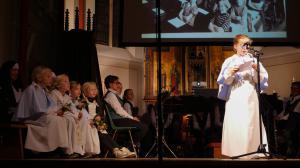 Revue Kwekweschudders 900 jaar Blasiuskerk Delden