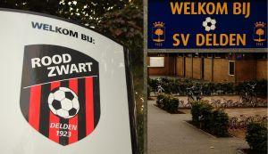 SV Delden en Rood Zwart treffen elkaar ook komend seizoen