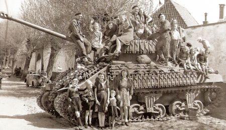 Deel 11: Verhalen op weg naar 'Delden Terug Naar Toen' – Van D-Day tot VE-Day
