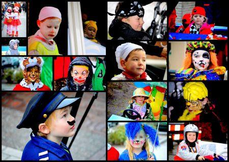 Programma Kindercarnaval Delden 2017