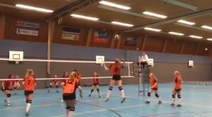 Perfecte competitiestart voor dames volleybalvereniging Devoc