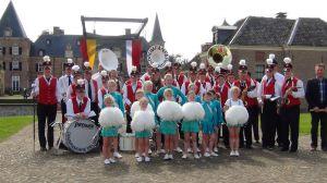 Drumfanfare Delden viert 60-jarig bestaan