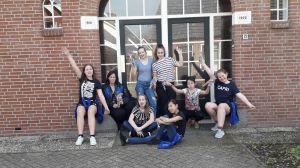 Verkoopactie chocolade paaseitjes SV Delden en SVO Twickel groot succes