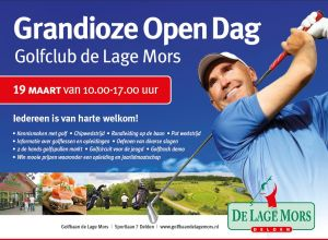 Grandioze Open Dag Golfclub de Lage Mors