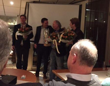 Henk van Loon Deldense ondernemer 2014 - Martijn ten Broeke nieuwe voorzitter DOV