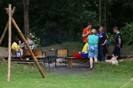 Tweede Outdoor Adventure Dag bij scouting Delden