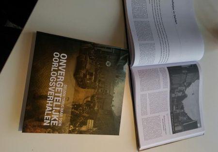 Indrukwekkend boek met onvergetelijke oorlogsverhalen gepresenteerd