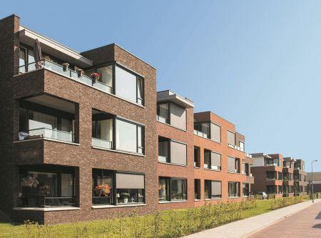 Onthulling kunstwerk bij officiële opening appartementen Peperkampweg Delden