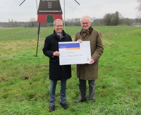 Rabobank wordt hoofdsponsor Eschmolen en doneert 25.000 euro