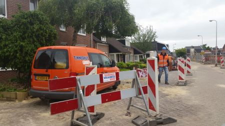 Spoedreparatie riool Peperkampweg Delden afgerond