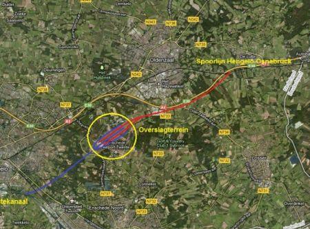 'Twentekanaalplus variant technisch haalbaar'