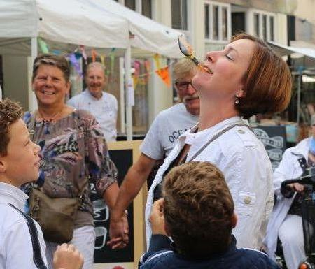 Update: Foto's en video jubilerend Straatfestival Delden online