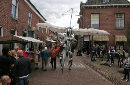 Straatfestival Delden zoekt lokale kunstenaars