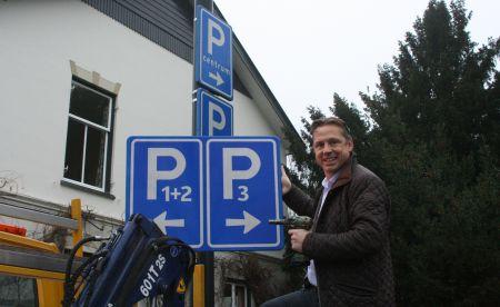 Verwarrende parkeerroutes Delden aangepakt