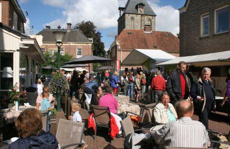 Theater, dans, muziek en kunst tijdens jubileumeditie Straatfestival Delden