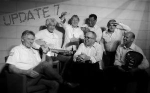 Nieuwe band 'Update 7' bij Muziekcafé Delden