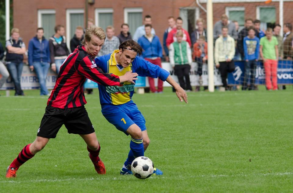 Rood Zwart wint Deldense derby met ruime cijfers