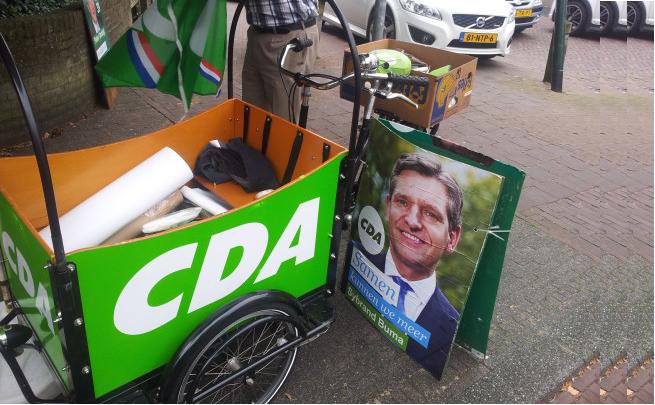 CDA wacht met inhoudelijke reactie: 'Eerst duidelijkheid over situatie'