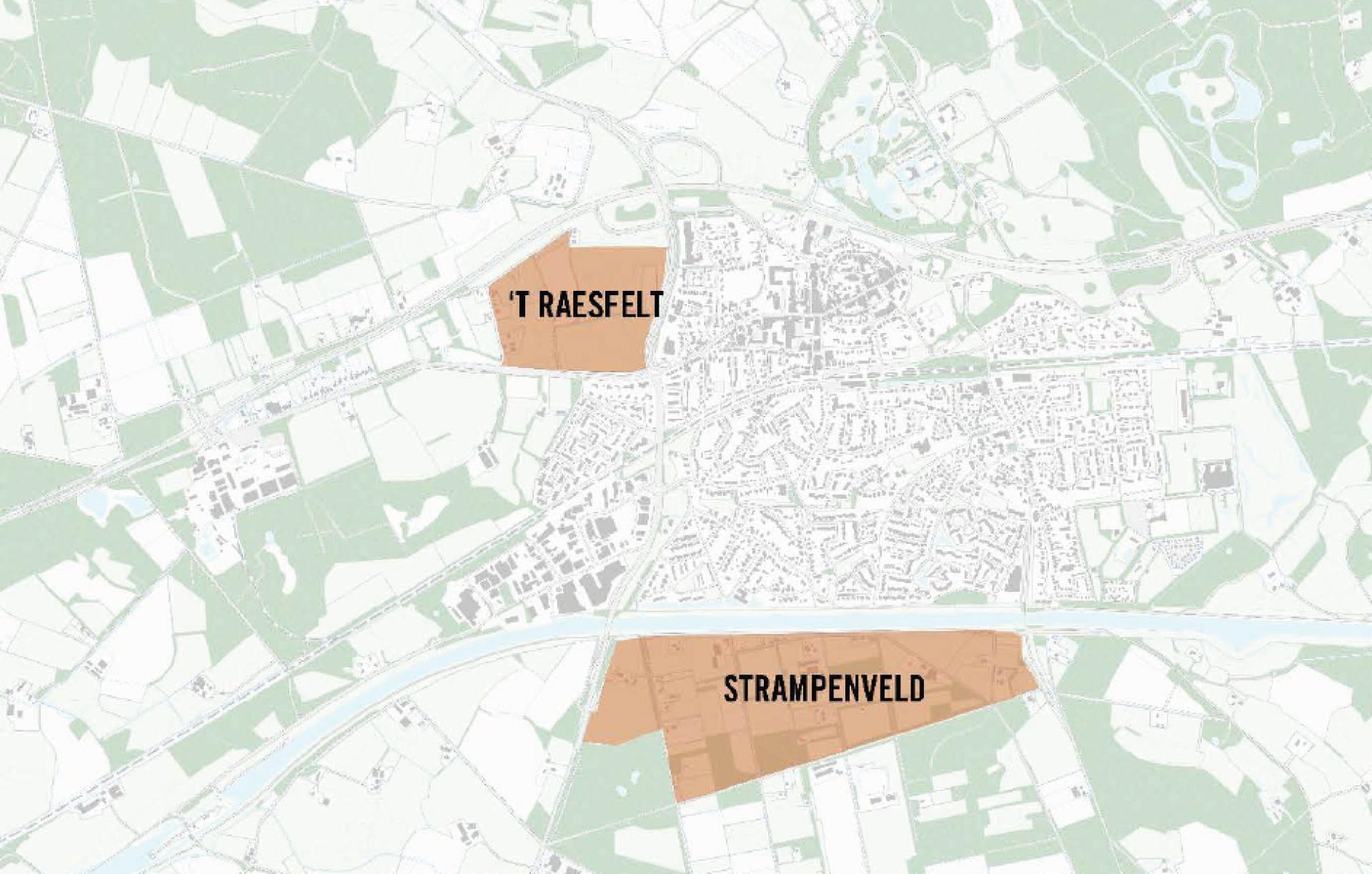 'Kanaalsprong' huizenbouw behoort in toekomst tot de mogelijkheden in Delden