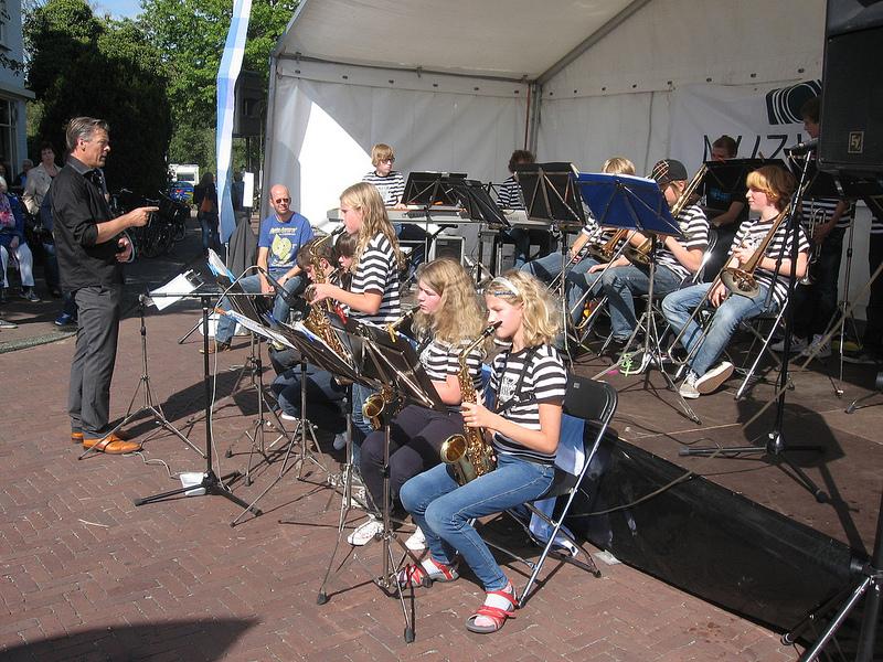 'Straatfestival in veel Deldense agenda's opgenomen'