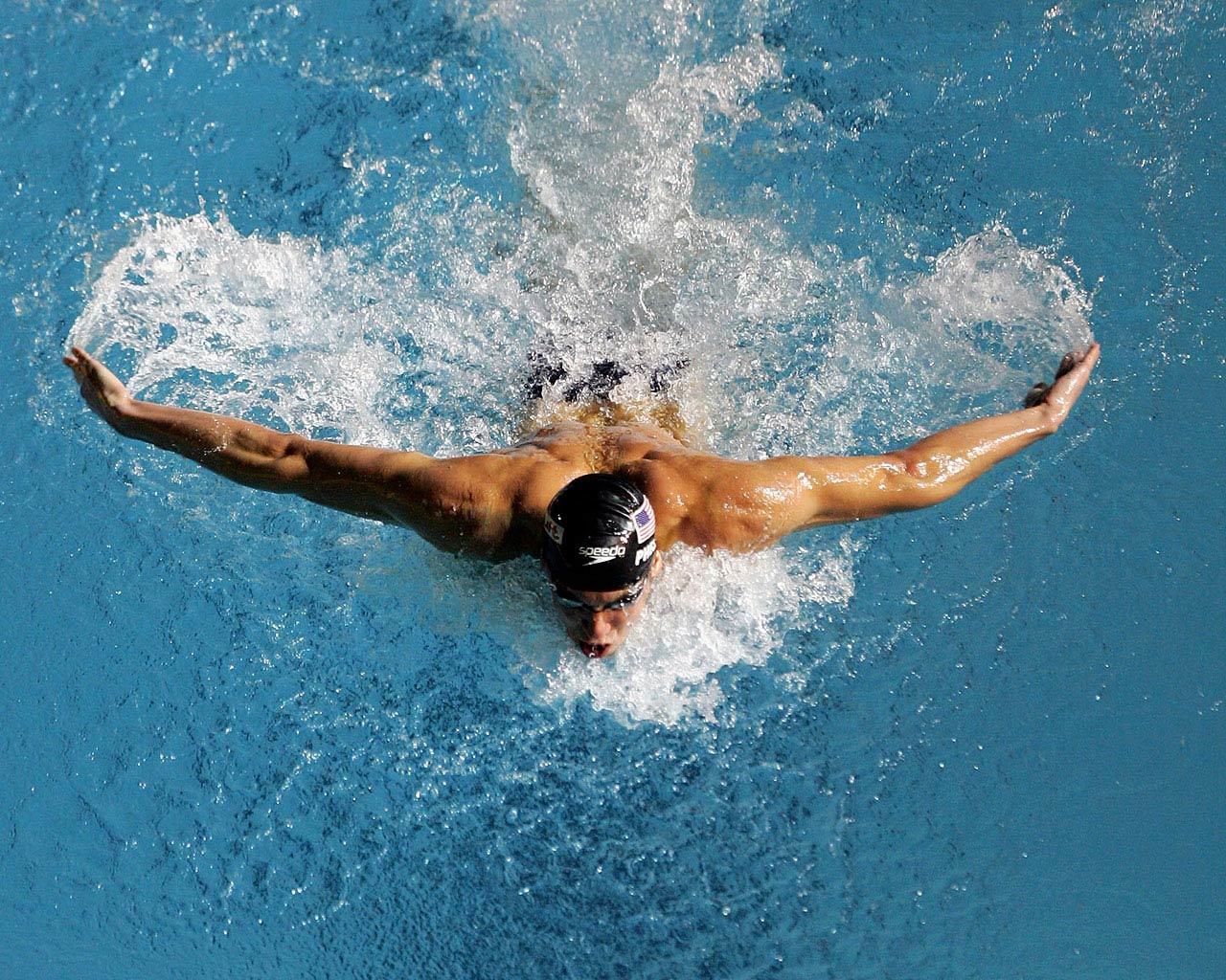 Vier keer zwemgoud voor Deldense student