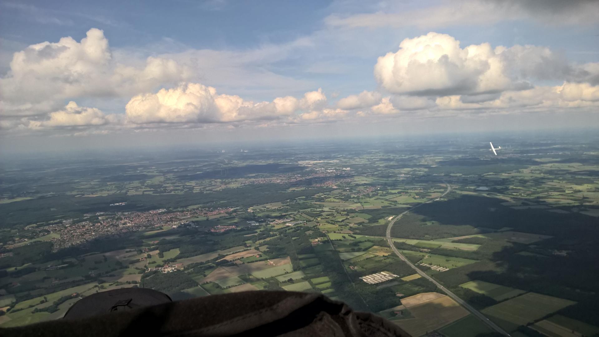Joost Visschedijk breekt Nederlands record vlaklandvliegen