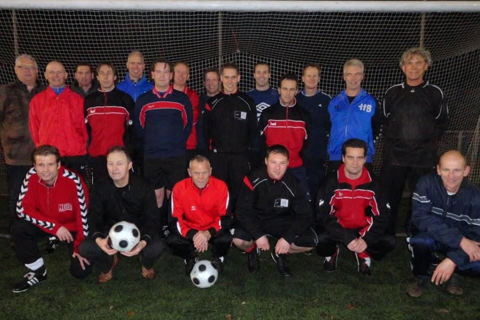 Voetbalvereniging Rood Zwart Delden viert 90-jarig bestaan